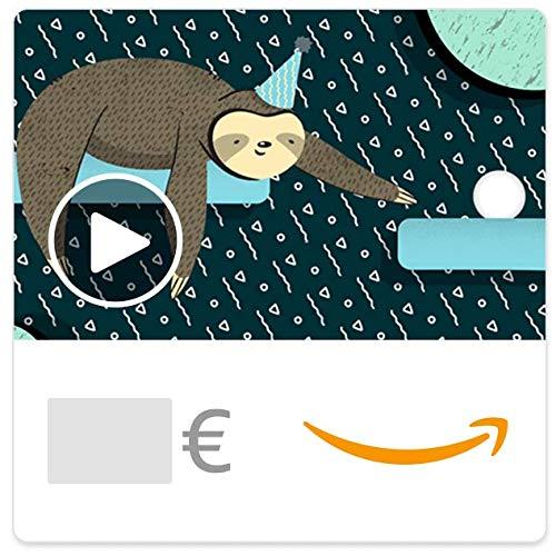 Chèques-cadeaux Amazon.fr Anniversaire