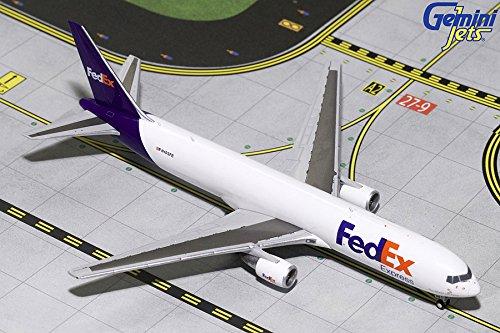 Gemini Jets GJFDX1769 Boeing Fed Ex 767-300F N103FE 1/400 schaalmodel