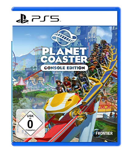 Planet Coaster - [PlayStation 5]