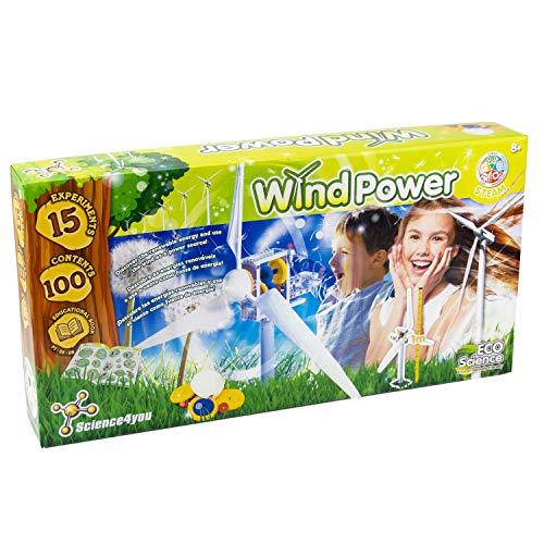 Science 4 You Energía eólica. (SY618909.104)