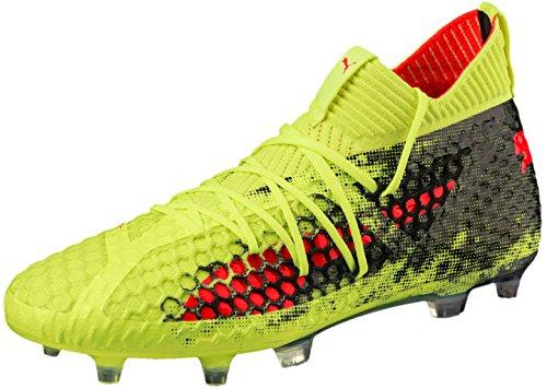 PUMA Men's Future 18.1 Netfit FG/AG Soccer Cleats