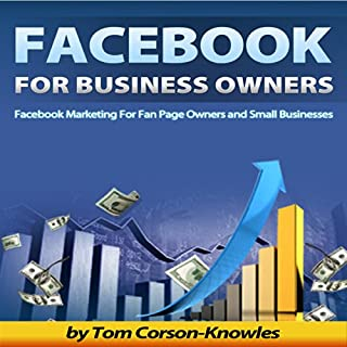 Facebook for Business Owners cover art