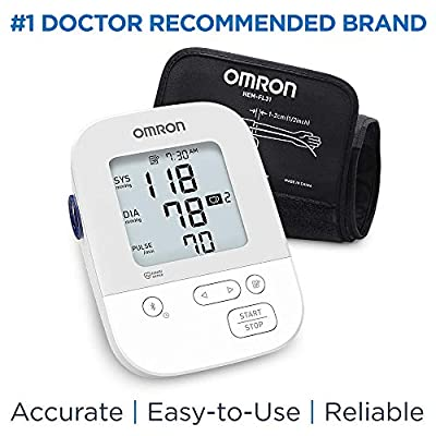 Omron Healthcare 5 Series Wireless Blood Pressure Monitor