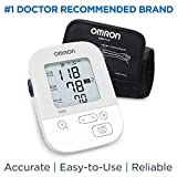 Best Blood Pressure Monitors Large Cuffs - Omron Silver Blood Pressure Monitor, Upper Arm Cuff Review