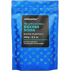 baking soda ~ non lathering shampoo