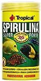 Tropical TR Super Spirulina Forte 36% 250Ml/50G 77234 1000 ml
