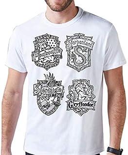 Camiseta Harry Potter Camisa Filmes FHP10