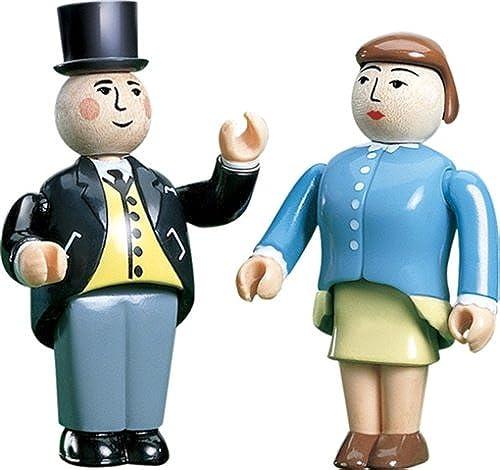 Thomas und seine Freunde 99120 - Sir Topham & Lady Topham Hatt