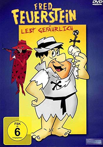 Fred Feuerstein lebt gefährlich