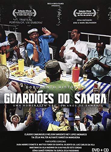 Uma Homenagem Aos 100 Anos Do Samba
