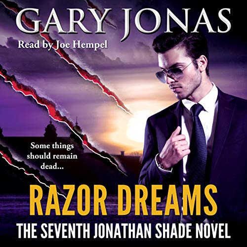 Razor Dreams: The Seventh Jonathan Shade Novel audiobook cover art