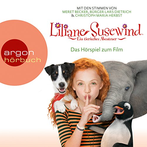 Liliane Susewind audiobook cover art