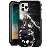 DM Compatible con iPhone 7 Plus/iPhone 8 Plus Funda, Cubierta Trasera de Cristal Templado + Marco de TPU Carcasa híbrida a Prueba y arañazos Funda iPhone 7 Plus/iPhone 8 Plus [BGH300025]