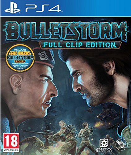 Bulletstorm - Edizione Full Clip - PlayStation 4