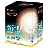 DL-LG72L シャープ LED電球 ボール