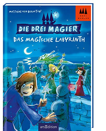 Die drei Magier - Das magische Labyrinth (Die drei Magier 1)