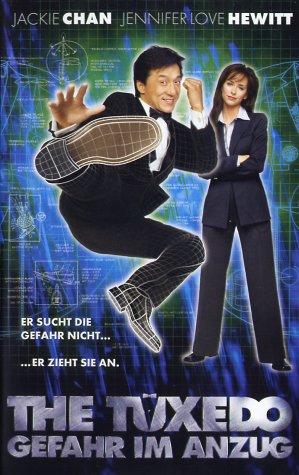 The Tuxedo - Gefahr im Anzug [Verleihversion] [VHS]