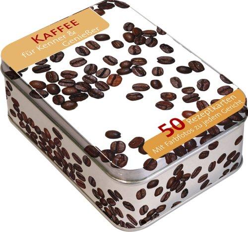 Rezeptbox Kaffee. Für Kenner & Geniesser