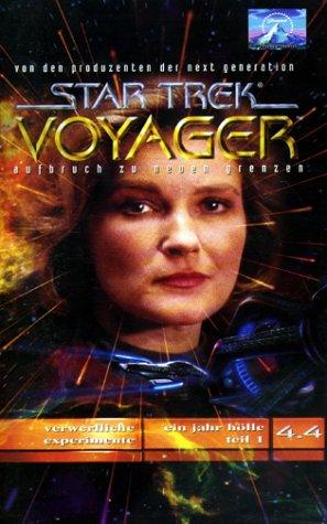 Star Trek Voyager 4.4: Verwerfliche Experimente/Ein Jahr Hölle Teil 1
