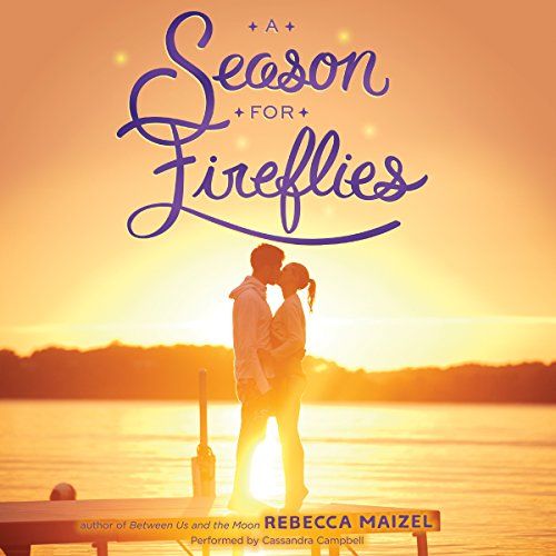 A Season for Fireflies audiobook cover art