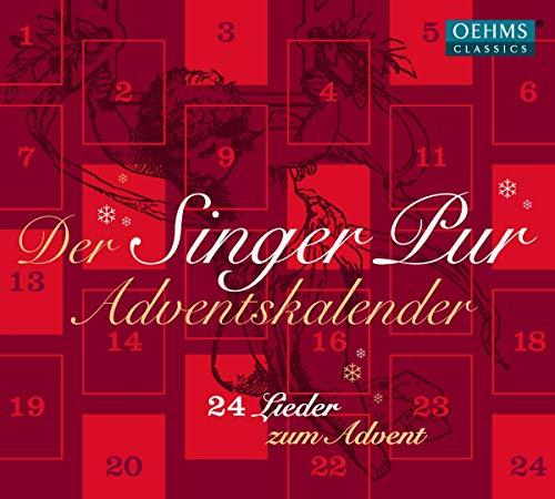 Der Singer Pur Adventskalender