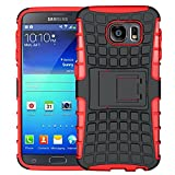 Best Protective Galaxy S6 Cases - K-Xiang Samsung Galaxy S6 Case, (Armor Series) Heavy Review