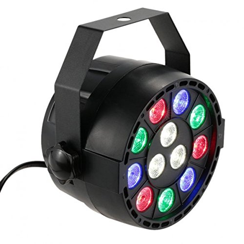 Blusmart Stadiums-Lichter, LED-Gleichheitslicht, 13 x 13 x 13 cm, DMX-512-12 LED