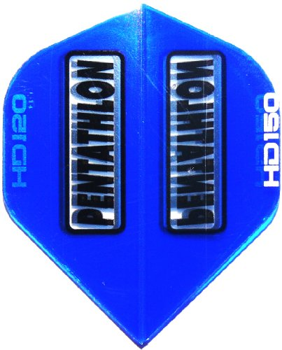 4 Sets / 12 Stck. Pentathlon Flight HD 150 + 1 Set Empire®™ Flights