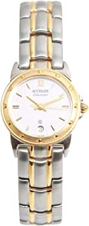 Casual Watch for Women by Accurate, Multi Color, Round, ALQ506T