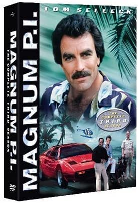 Magnum P I Season 3 product image