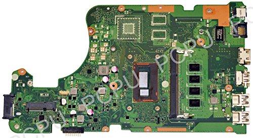 60NB0650-MBA900 Asus X555LA Laptop Motherboard w/Intel i3-4005U 1.7Ghz...