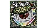 Rotulador permanente Sharpie FINE, paquete grande de 30 unidades, 1 paquete, contenido del paquete: 30 unidades