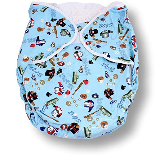 Rearz Fitted Nighttime Diaper X Large