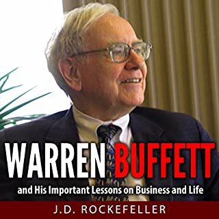 Warren Buffett and His Important Lessons on Business and Life cover art