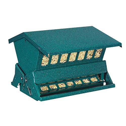 Woodlink Absolute II Squirrel Resistant Bird Feeder Model 7536