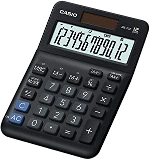 آلة حاسبة إلكترونية للمكتب من كاسيو MS 20F