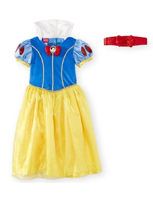 Disney Toddler Girls Snow White Costume W Headband