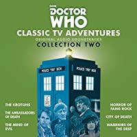 Doctor Who: Classic TV Adventures Collection Two: Six full-cast BBC TV soundtracks (Doctor Who Classic TV Adventures)