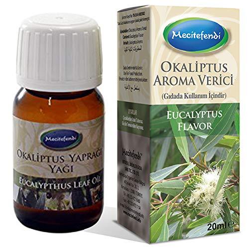 Mecitefendi Huile d'eucalyptus 20ml