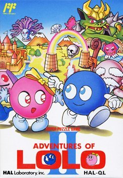 Adventures of Lolo II - Famicom