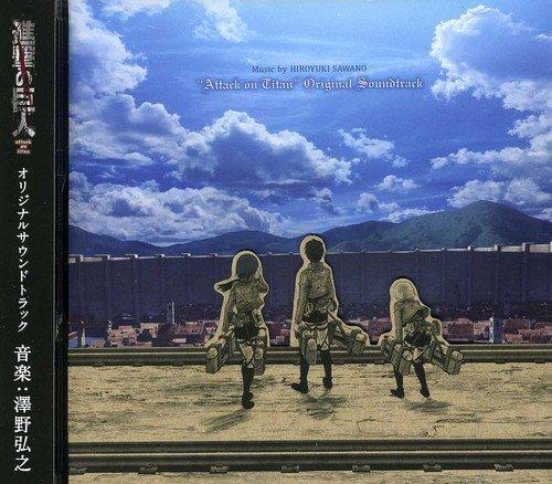 TVアニメ「進撃の巨人」オリジナルサウンドトラックの拡大画像
