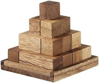 Pagoda Pyramid Puzzle