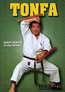 Black Belt Magazine: Tonfa - Karate Weapon of Self Defense