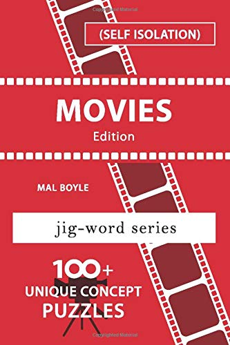 The Movies Puzzle Book: Jig-word series