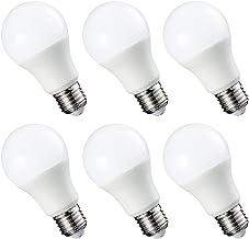 Yaeer 9W E27 LED Lamp Cold White 6000K LED Light Bulb, 812LM LED Omnidirectional Light, 6-Pack, Not Dimmable