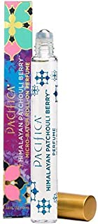 Pacifica Himalayan Patchouli Berry Roll-On Women's Perfume 0.33 fl oz, pack of 1