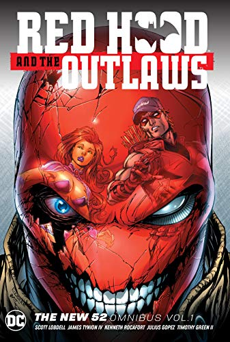 Red Hood and the Outlaws:
