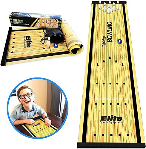 Best Prices! Table Top Curling Family Board Games,Desktop Bowling Game Curling Game Tabletop Curling...