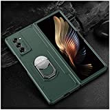 Compatible:Exclusively designed for Samsung Galaxy Z Fold 2 5G Material: Made of premium PC material, shook-proof and anti-scratch. matte texture appearance, Excellent textured feeling. Accurate Precision: Accurate precision can perfectly fits the po...