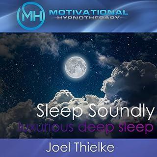 Sleep Soundly audiobook cover art